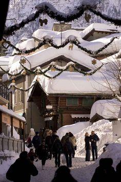 Courmayeur - Italia - Monte Bianco