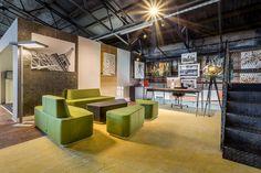 Neudoerfler Showroom, Salzburg Stylish Office, Salzburg, Offices, Showroom, Conference Room, Table, Inspiration, Furniture, Beautiful