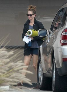 Julia Roberts   43 Celebrities Who Swear By Yoga   Loved and pinned by www.downdogboutique.com
