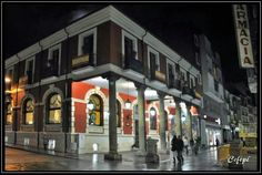 Casino de Palencia.