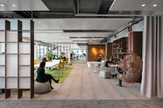 Best At The Office Posts of 2020 Studios Architecture, Interior Architecture, 2020 Design, Design Firms, Best Office, Office 2020, Innovative Office, Internal Design, Building Systems