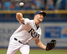 Diamondbacks acquire Boxberger from Tampa Bay   -  December 1, 2017.  Brad Boxberger #26 of the Tampa Bay Rays pitches the ninth inning against the Houston Astros to get the save on July 11, 2015 at Tropicana Field in St. Petersburg, Florida.