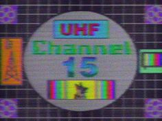 test pattern of Star Ray TV