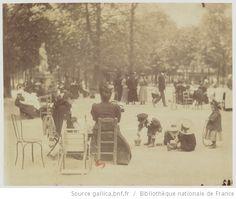 Jardin du Luxembourg, 1898-1899