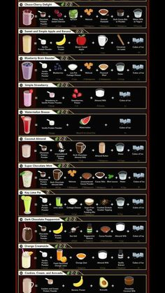 Amazing protein shakes added to a smart meal plan can come along way! Fitnessplu… Amazing protein shakes added to a smart meal plan can come along way! Fitnessplusattitu… is the site for beginners Best Smoothie, Protein Smoothie Recipes, Breakfast Smoothie Recipes, Smoothie Drinks, Healthy Smoothies, Healthy Drinks, Healthy Recipes, Healthy Protein Shakes, Healthy Juices