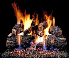 49 Best Gas Fireplace Logs Glass Images Fireplace Design
