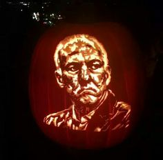 Spurs Halloween. Coach Gregg Popovich