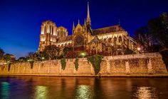Notre Dame FireThe Fire at Notre Dame de Paris - The Unplowed Road Toronto Street, Gothic Buildings, Paris At Night, Cathedral City, Pretty Backgrounds, Architecture, Notre Dame, Tourism, Places To Visit