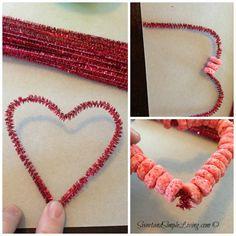Preschool Valentine Crafts