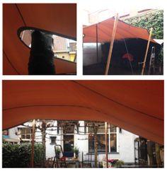 meintent - stretchtent terrasoverkapping op maat Tent, Park, Outdoor Decor, Home Decor, Store, Decoration Home, Room Decor, Tents, Parks
