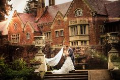 Camille Collin Thornewood Castle Wedding Tacoma Wa Tyler And