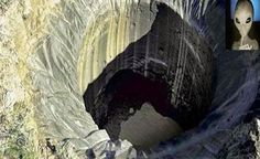 """Equipe de Investigação """" DESAPARECE """" ao Investigar um Objeto Metálico Dentro de uma das Crateras na Sibéria!!"""