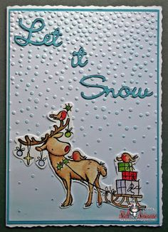 For full details of the items used to make this card please see our challenge blog