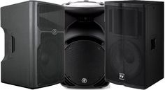 A roundup of the best Passive PA Speakers. These don't have built in amplifiers so you'll need a separate power amp or powered mixing console to use them. Pa Speakers, Loudspeaker, Separate, Console, Good Things, Live, Amp, Music, Musica