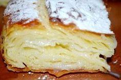Фытыр —это египетская сладость, которая в классическом варианте готовится с кремом «Магалябия». От этого рецепта можно отойти и приготовить слоеный пирог фытыр слюбойначинкой
