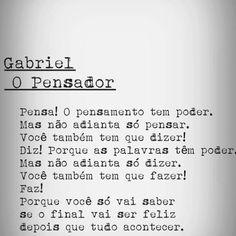 SE LIGA AÍ - Gabriel O Pensador