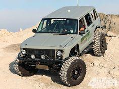 1986 Jeep Cherokee - Race 2 Recreate - 4-Wheel & Off-Road Magazine