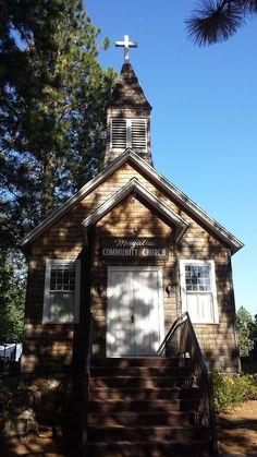 Magalia Community Church in Butte County, California