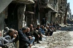 OMS chama a atenção para miséria humana na Síria; 300 mil já morreram
