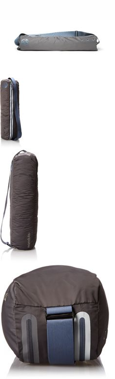 Yoga Mat - Mat Carriers and Bags 158929: Manduka Go Steady Yoga Mat Bag -> BUY IT NOW ONLY: $68.96 on eBay! - Yoga Mat by DynActive- 1/4 inch (7mm) Thick Premium Non Slip Eco-Friendly with Carry Strap- 100% TPE Material The Latest Technology in Yoga- High Density Memory Foam- Non Toxic, Latex Free, PVC Free