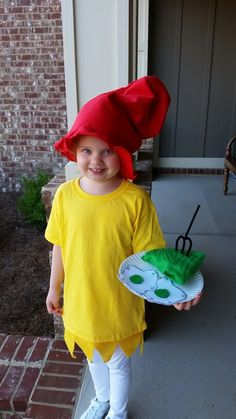 Homemade Sam I Am Costume For The Last Day Of Dr Seuss Week Felt