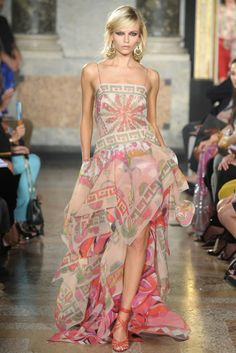 Emilio Pucci-Milano  Fashion-Week