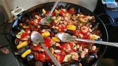 Top Things to do in West Oakland - PAELLA!!