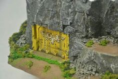 Warhammer Terrain, 40k Terrain, Warhammer Games, Warhammer 40000, Game Tables, Table Games, Miniture Things, Tabletop, Minis