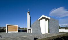 The Santi Cosma e Damiano Parochial Centre,© Moreno Maggi