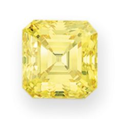 This 5.13ct square-cut fancy vivid yellow diamond is expected to bring in between $200,000 and $300,000 at Christie's upcoming Magnificent Jewels sale in New York on October 15.