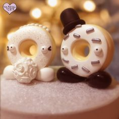 Donut wedding cakes Pseriously Only at Psycho Donuts Copyright