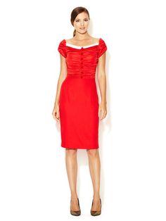 L'Wren Scott wool dress