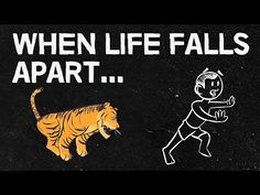 When Life Falls Apart, Does it Actually Fall Into Place? | A Buddhist Story - YouTube The Art Of Listening, Life Falling Apart, Human Condition, Spiritual Awakening, Mice, Inspire Me, When Everything Falls Apart, Snake, Ted Talks