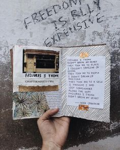 Failures, i think // art journal + poetry by noor unnahar // artists Art Journal Pages, Poetry Journal, My Journal, Art Journals, Noor Unnahar, Kunstjournal Inspiration, Art Journal Inspiration, Journal Ideas, Smash Book