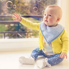 SupeRRO baby - gryzak + śliniaczek / Lullalove