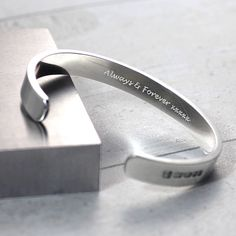 Men's Solid Silver Bracelet Heavy Weight by Hersey Silversmiths, the perfect gift for Explore more unique gifts in our curated marketplace. Solid Silver Bracelets, Mens Silver Jewelry, Mens Gold Bracelets, Gold Jewellery, Silver Earrings, Bangles, Men's Ankle Bracelet, Buddha Jewelry, Silver Man