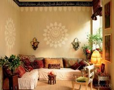 Ethnic indian home decor home decor ideas withal interior decorating style luxury interior design ideas luxurious . ethnic indian home decor Indian Living Rooms, Eclectic Living Room, Boho Living Room, Living Room Decor, Bohemian Living, Bohemian Homes, Bohemian Style, Decor Room, Warm Living Rooms
