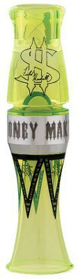Zink Calls Money Maker Goose Call - Interference Green Acrylic