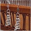 Chain Maille Earrings Video