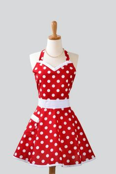 Looks like a pin up girl dress