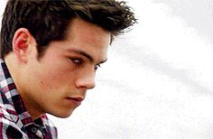 GIF from Tumblr - We finally see a glimpse of our sweet Stiles Teen Wolf S3E22 De-Void
