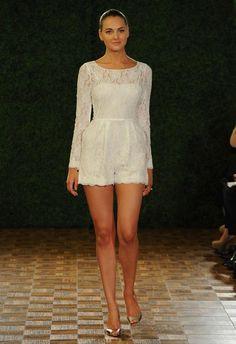 - | Most Edgy Wedding Dresses from Bridal Fashion Week! - Yahoo She Philippines