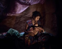 The Nepalese women e