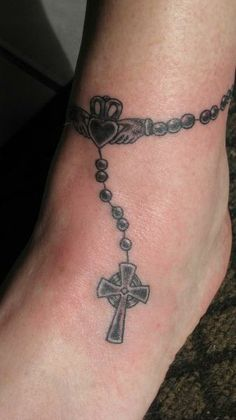 When i get confirmed i think i want to do this tattoo.. But not a fan of this cross