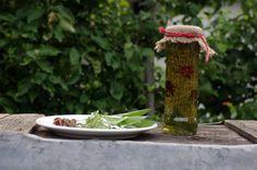 NÁVOD: Jak na výrobu tymiánového oleje - ( DIY, Hobby, Crafts, Homemade, Garden, Creative, Ideas)