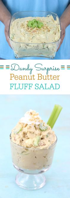 A whole new way to enjoy Fluff Salad! This version is TO DIE FOR! It's crunchy! Plus, who said you can't squeeze veggies in for dessert? AD