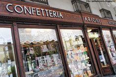 Cuneo - I portici (2) - Fotografie - Ecco la seconda serie di fotografie scattate sotto i portici, riguardanti ancora Piazza Galimberti, la piazza centrale