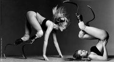 Aimee Mullins by Howard Schatz; howardschatz.com