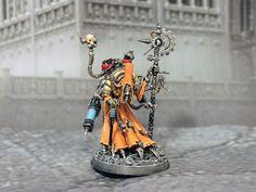 Adeptus Mechanicus (Ryza themed) - Imgur