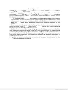 Printable standard lease agreement template 2015 | Sample Forms ...